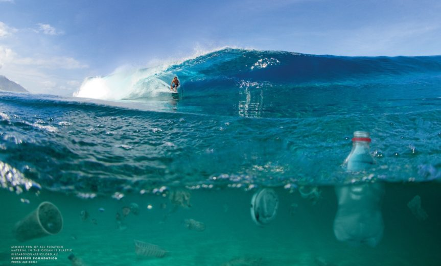Rise Above Plastic