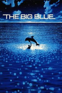 "Poster for the movie ""The Big Blue"""