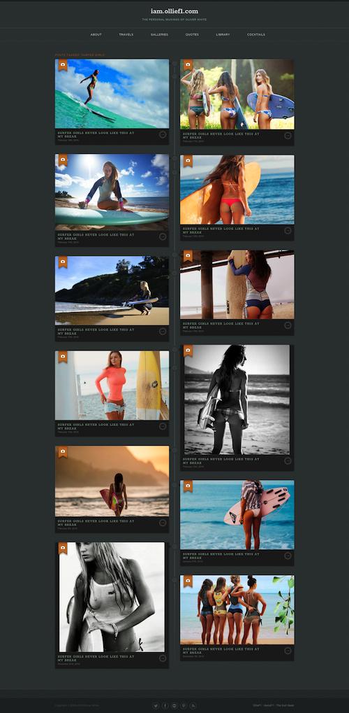 Surfer Girls iam.ollief1.com v1.1