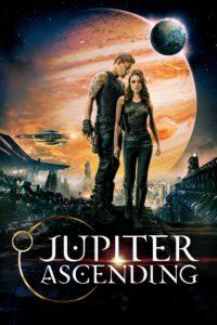 """Poster for the movie """"Jupiter Ascending"""""""