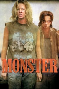 """Poster for the movie """"Monster"""""""