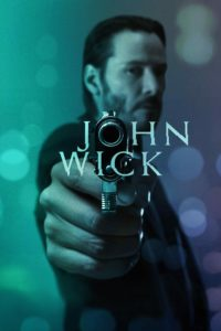 """Poster for the movie """"John Wick"""""""