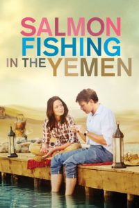 "Poster for the movie ""Salmon Fishing in the Yemen"""