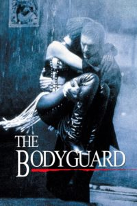 "Poster for the movie ""The Bodyguard"""