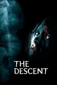 "Poster for the movie ""The Descent"""