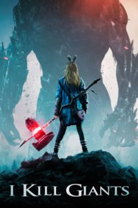 """Poster for the movie """"I Kill Giants"""""""