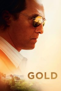"""Poster for the movie """"Gold"""""""