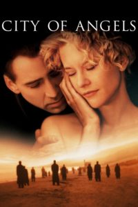 """Poster for the movie """"City of Angels"""""""