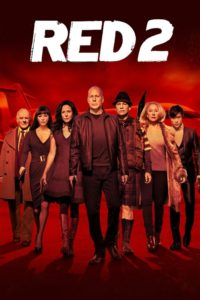 """Poster for the movie """"RED 2"""""""