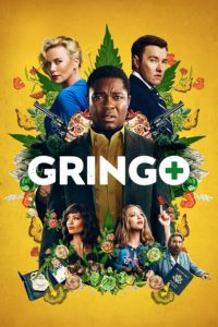 """Poster for the movie """"Gringo"""""""