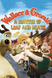 "Poster for the movie ""A Matter of Loaf and Death"""