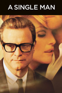 "Poster for the movie ""A Single Man"""