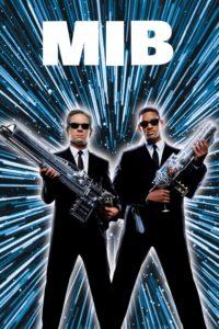 "Poster for the movie ""Men in Black"""