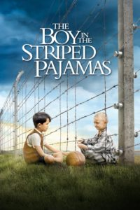 "Poster for the movie ""The Boy in the Striped Pyjamas"""