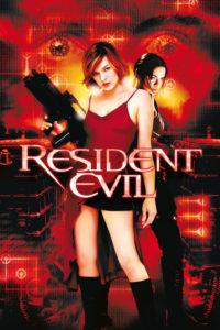 """Poster for the movie """"Resident Evil"""""""