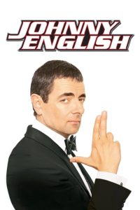 """Poster for the movie """"Johnny English"""""""