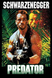 "Poster for the movie ""Predator"""