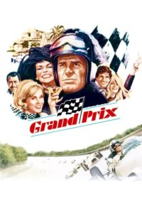 """Poster for the movie """"Grand Prix"""""""