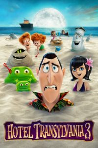 """Poster for the movie """"Hotel Transylvania 3: Summer Vacation"""""""