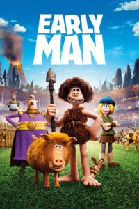 """Poster for the movie """"Early Man"""""""