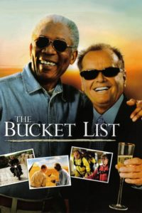 "Poster for the movie ""The Bucket List"""