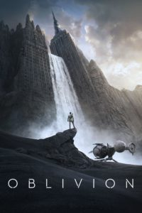 "Poster for the movie ""Oblivion"""