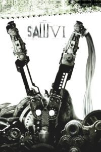 "Poster for the movie ""Saw VI"""