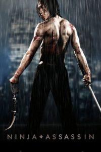 "Poster for the movie ""Ninja Assassin"""
