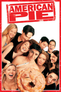 """Poster for the movie """"American Pie"""""""