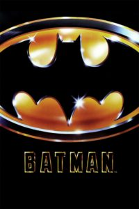"""Poster for the movie """"Batman"""""""