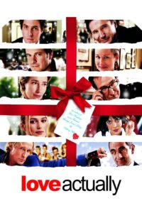 """Poster for the movie """"Love Actually"""""""
