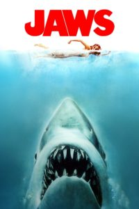 """Poster for the movie """"Jaws"""""""