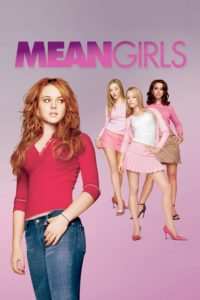 """Poster for the movie """"Mean Girls"""""""