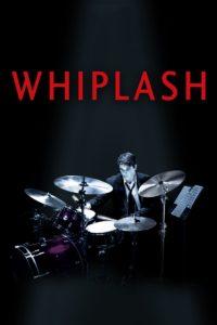 "Poster for the movie ""Whiplash"""