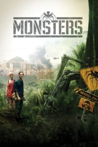 """Poster for the movie """"Monsters"""""""
