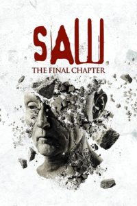 "Poster for the movie ""Saw: The Final Chapter"""