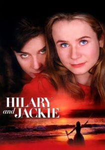 """Poster for the movie """"Hilary and Jackie"""""""