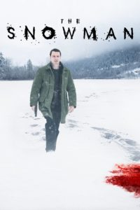 """Poster for the movie """"The Snowman"""""""