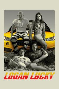 """Poster for the movie """"Logan Lucky"""""""