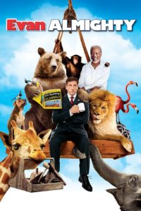 """Poster for the movie """"Evan Almighty"""""""