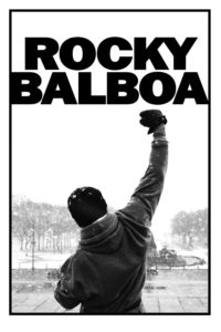 """Poster for the movie """"Rocky Balboa"""""""