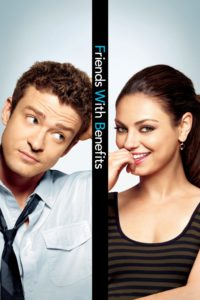 """Poster for the movie """"Friends with Benefits"""""""