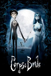 "Poster for the movie ""Corpse Bride"""
