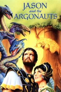 """Poster for the movie """"Jason and the Argonauts"""""""