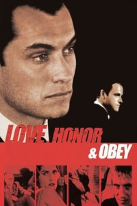 """Poster for the movie """"Love, Honour and Obey"""""""