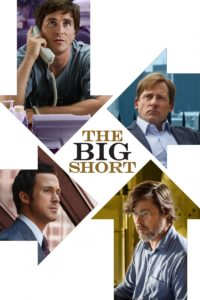 "Poster for the movie ""The Big Short"""