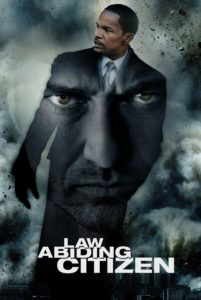 """Poster for the movie """"Law Abiding Citizen"""""""