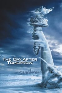 "Poster for the movie ""The Day After Tomorrow"""