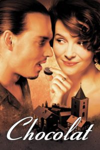 "Poster for the movie ""Chocolat"""