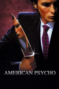 """Poster for the movie """"American Psycho"""""""